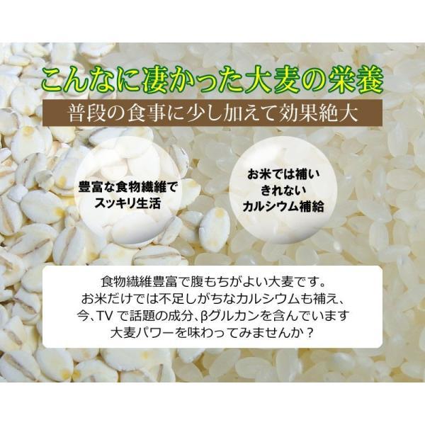 押麦 大麦 押麦 国産 2kg βグルカン 送料無料|onomichi-marukin|04