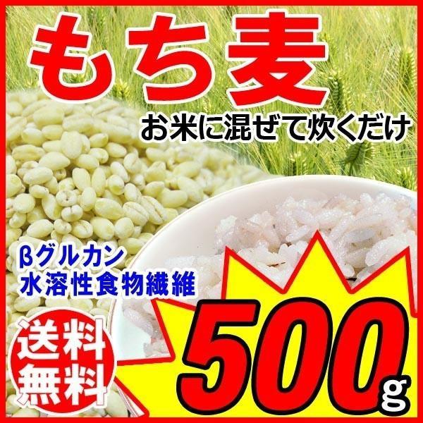 (わけあり 訳あり)もち麦 大麦 もちむぎ 500g×1袋 βグルカン 送料無料 セール スーパーフード|onomichi-marukin