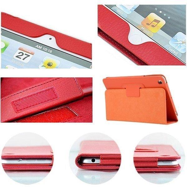 ipad mini4 ケース ipad pro 9.7 12.9 手帳型 カバー シンプル レザー ipad mini ケース スリープ アイパッド ミニ プロ かわいい 軽量 スタンド スリープ|onparade|04