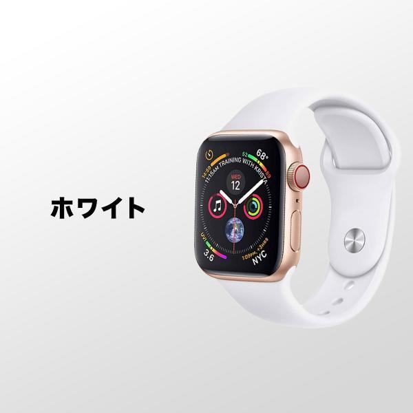 Apple Watch バンド ベルト スポーツ 44mm 38mm series 1 2 3 4 5 アップルウォッチ 人気 おしゃれ ランキング アップル sports 40mm 42mm|ontheedge|13