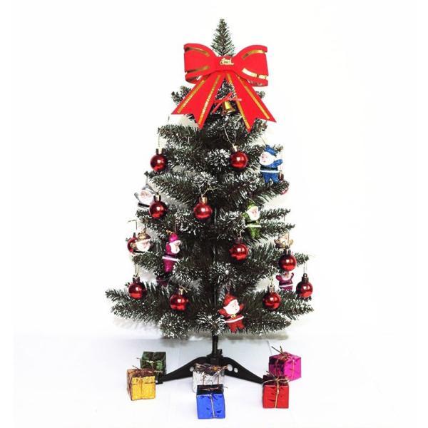 クリスマスツリー 60cm ヌードツリー グリーン/スノー スタンド付 スノーツリー グリーンツリー クリスマス xmas 飾り 単体 oobikiyaking 06