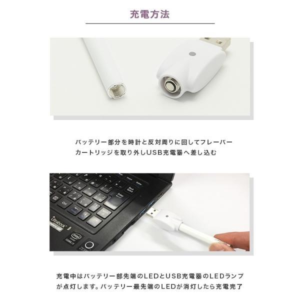 電子タバコ VAPONEO 2本 充電式 ビタミン コエンザイムQ10 コラーゲン|oobikiyaking|10