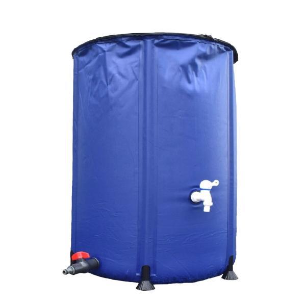 折りたたみ式水タンク 500L 家庭用貯水タンク