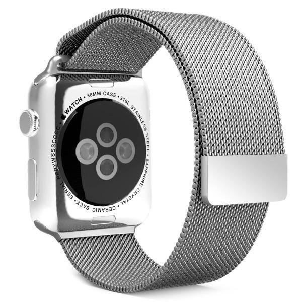 Apple Watch バンド ミラネーゼループ アップルウォッチ バンド ベルト おしゃれ seriese4 ookami 11