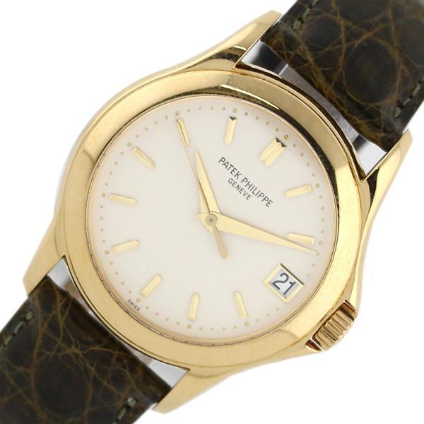 パテック・フィリップPATEKPHILIPPEカラトラバ5107J-001腕時計メンズ中古