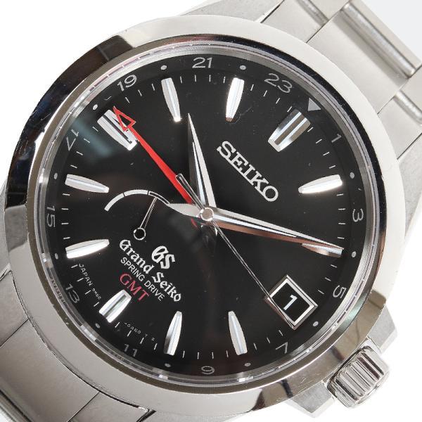 セイコー SEIKO スプリングドライブ SBGE013 腕時計 メンズ 中古