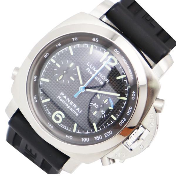 パネライPANERAIルミノール1950レガッタラトラパンテPAM00286自動巻き腕時計メンズ中古