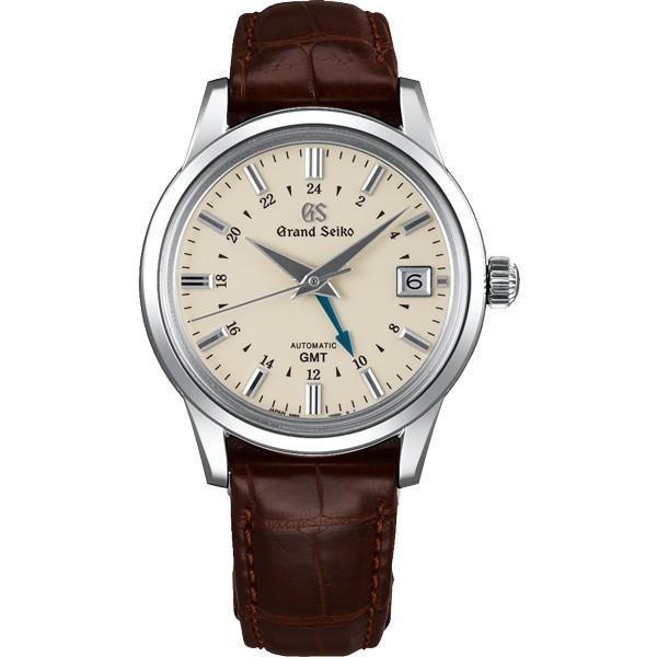 グランドセイコーSBGM221メンズ腕時計メカニカル自動巻3DaysGMTシースルーバック正規品新品