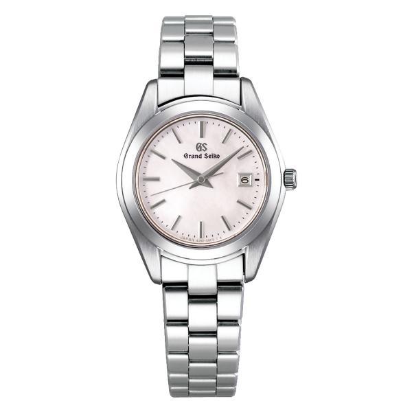 グランドセイコーSTGF267レディース腕時計白蝶貝文字盤SEIKO電池式クオーツ正規品新品