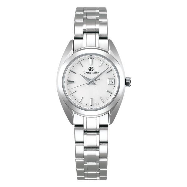グランドセイコーSTGF275レディース腕時計白蝶貝文字盤SEIKO電池式クオーツ正規品新品