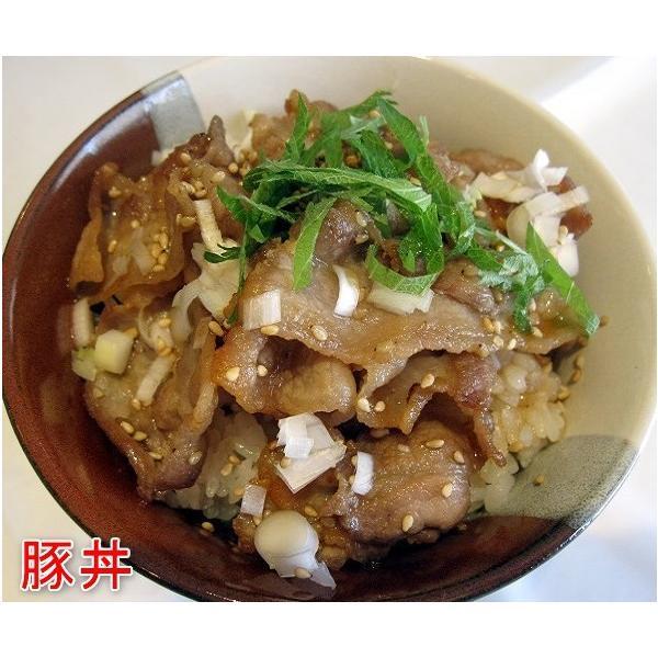 漬け丼の素3本セット 牛丼・豚丼・マグロ丼・焼き肉のタレ/千葉県優良県産品|oosawakunsei|06