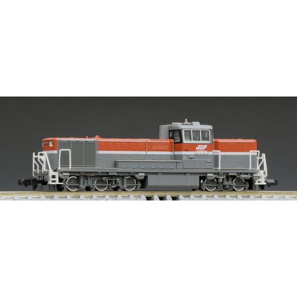 TOMIXNゲージ2244JRDE10-1000形ディーゼル機関車(暖地型・JR貨物新更新車)