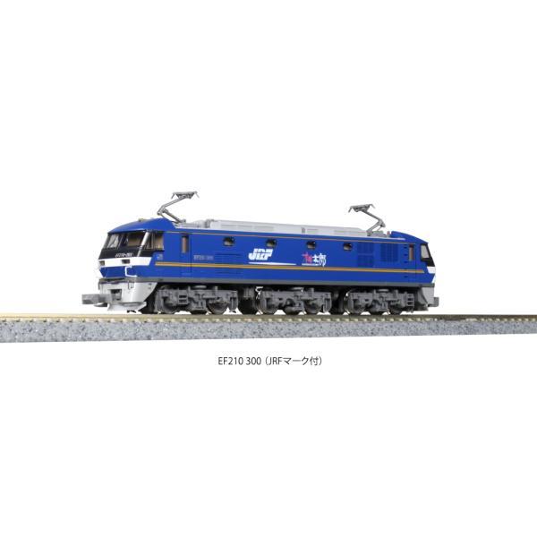 カトー EF210 300 (JRFマーク付) (特別企画品) 3092-2