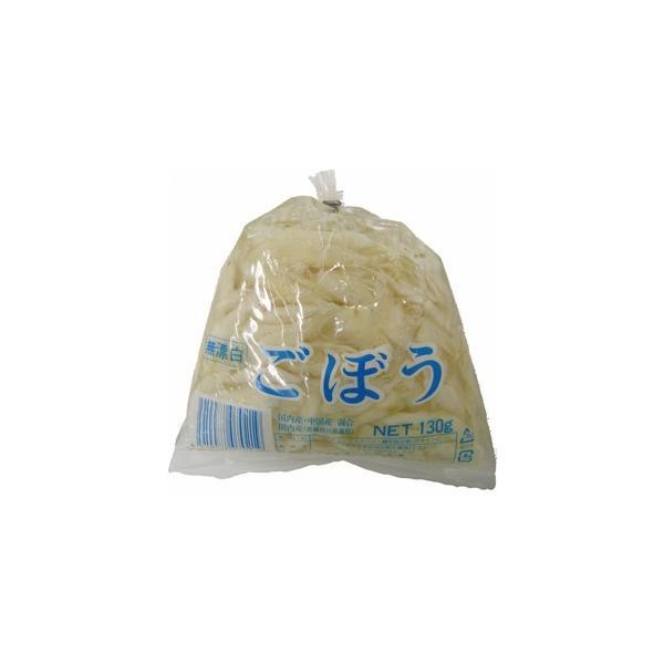 ささがきごぼう(牛蒡・ゴボウ) 1袋130g 中国・国産混合
