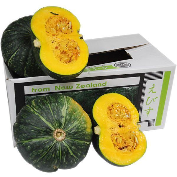 【箱売り】 南瓜(かぼちゃ) 1箱(約10kg/4玉〜7玉) (国産・輸入) 【業務用・大量販売】【RCP】