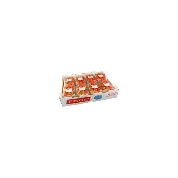 ストロベリー【アメリカ産】1箱16パックいちご・イチゴ・苺【RCP】