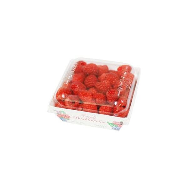 フランボワーズ【生】(ラズベリー・きいちご) 1パック 約170g 女性に嬉しいダイエットと美白効果! ジャムやゼリー、お菓子作りに! 【アメリカ産】