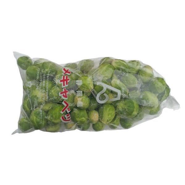 芽キャベツ(芽きゃべつ・メキャベツ・キャベツ・きゃべつ)1袋(1kg)