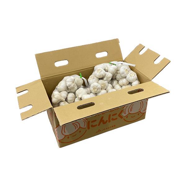 国産にんにく10kg1箱(1kg×10ネット)(大蒜・ニンニク) 青森、大分、長崎など