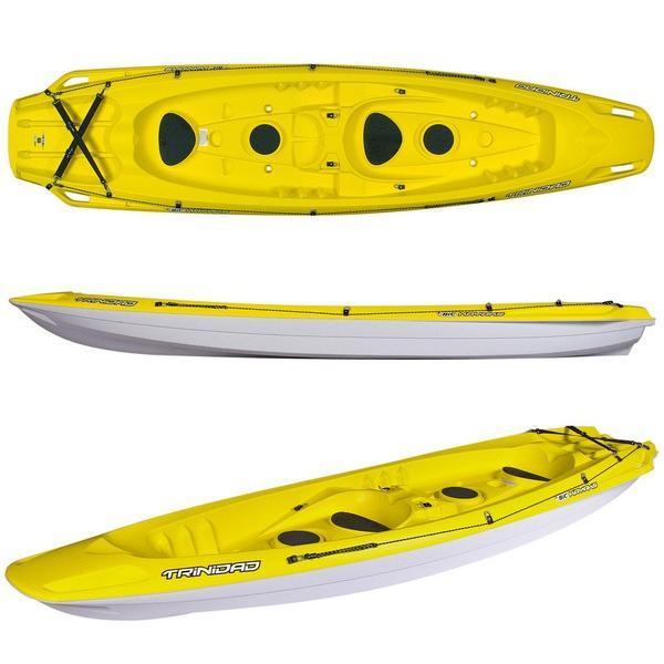 BIC SPORT(ビックスポーツ)  Trinidad Yellow 2人乗りシーカヤック