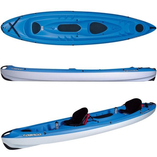 BIC SPORT(ビックスポーツ)  Tobago Blue 2人乗りシーカヤック