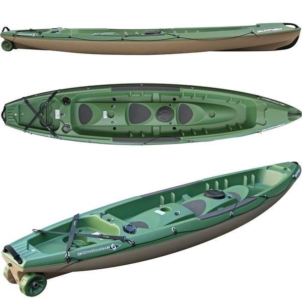 BIC SPORT(ビックスポーツ)  Borneo Fishing 2人乗りフィッシングカヤック