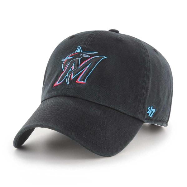 キャップ '47 フォーティーセブン マイアミ マーリンズ Miami Marlins メンズ レディース 帽子 野球帽 メジャーリーグ