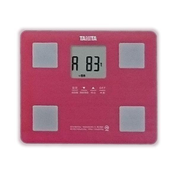 タニタ体組成計BC-DG01(ピンク)