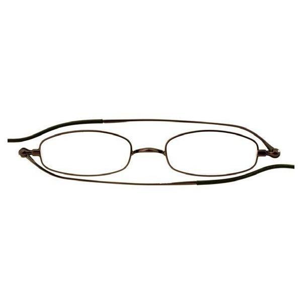 老眼鏡 おしゃれ レディース スリム 薄型 栞 しおりメンズ シニアグラス 携帯用 折りたたみ SHIORI SI-02B スクエア 敬老の日 プレゼント