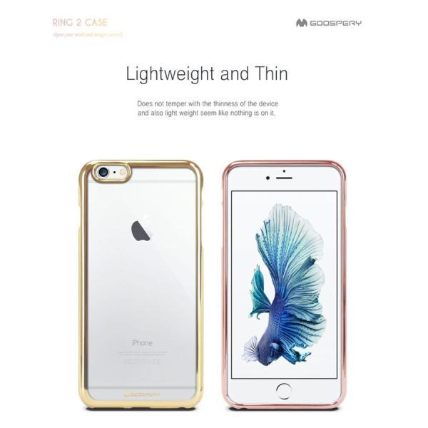 iPhone6s iPhone 6s Plus iPhone SE iPhone5s バンパー Mercury RING 2 シリコン TPU 耐衝撃 アイフォン6s|option|03