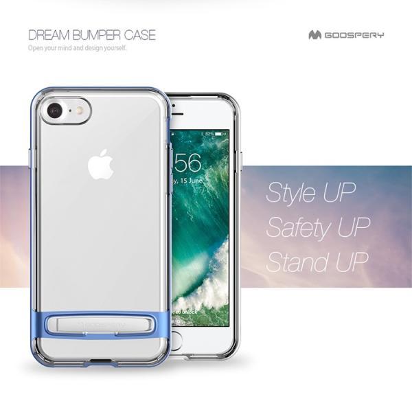iPhone8 ケース iPhoneX ケース iPhone 8 Plus ケース バンパー スタンド Mercury Goospery Dream Bumper メタル 耐衝撃 iPhone 7 ケース iPhone 7 Plus ケース option 03