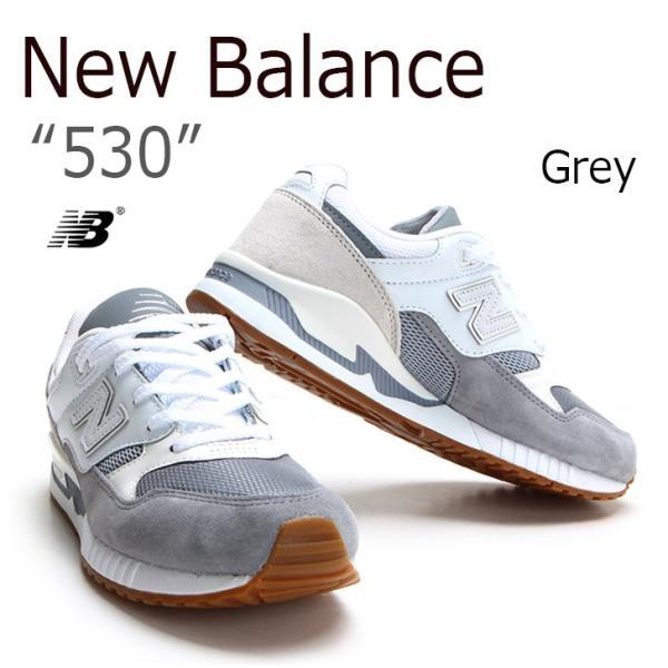 New Balance 530 Grey ニューバランス グレー M530AB スニーカー シューズ