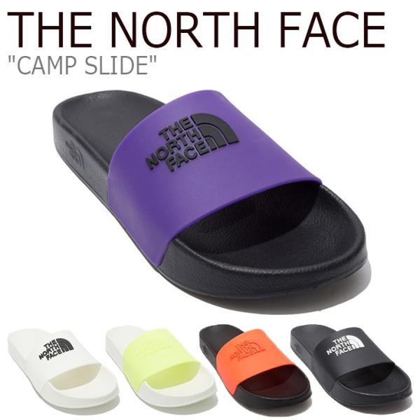 ノースフェイス スリッパ THE NORTH FACE メンズ レディース CAMP SLIDE キャンプ スライド 全5色 NS98L02A/B/C/J/K/L/M シューズ