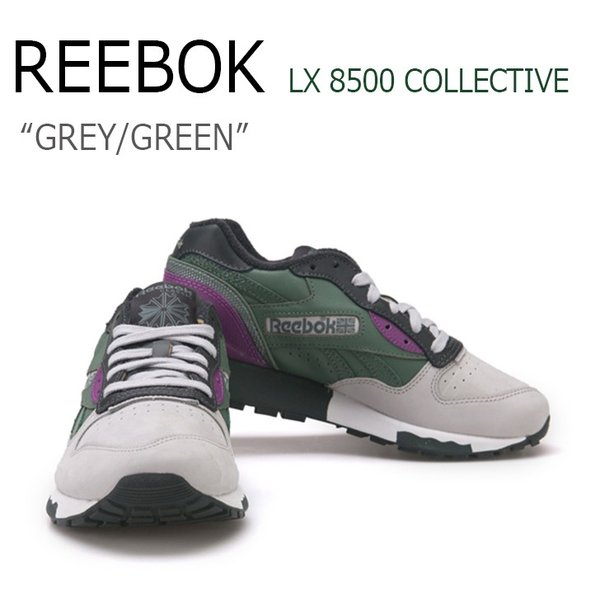 REEBOK LX 8500 COLLECTIVE GREY GREEN リーボック M46585 シューズ スニーカー|option