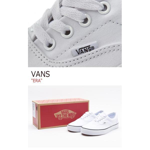 バンズ エラ スニーカー VANS メンズ レディース ERA TRUE WHITE トゥルーホワイト VN000EWZW001 シューズ|option|04