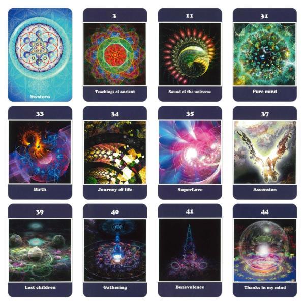 ヤントラスピリチュアルカード|oracle-tarot|02