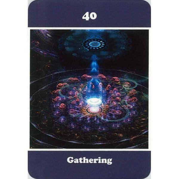 ヤントラスピリチュアルカード|oracle-tarot|11