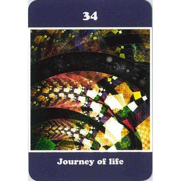 ヤントラスピリチュアルカード|oracle-tarot|15