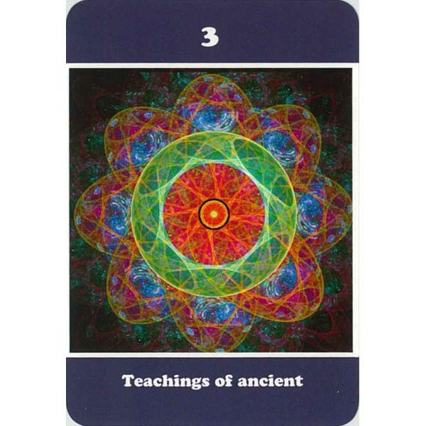 ヤントラスピリチュアルカード|oracle-tarot|17