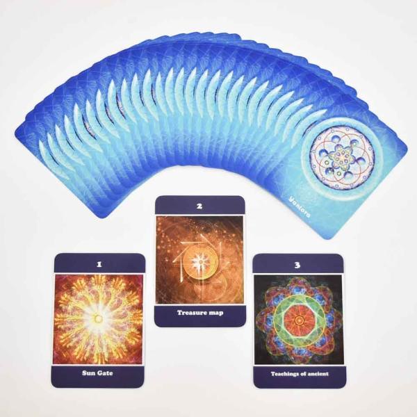 ヤントラスピリチュアルカード|oracle-tarot|03