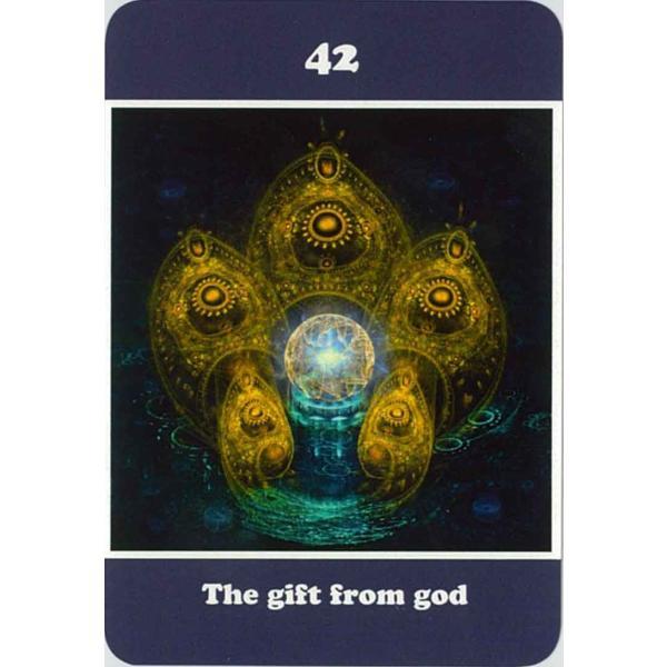 ヤントラスピリチュアルカード|oracle-tarot|09