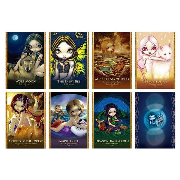 シェイプシフターオラクルカード〈新装版〉|oracle-tarot|02