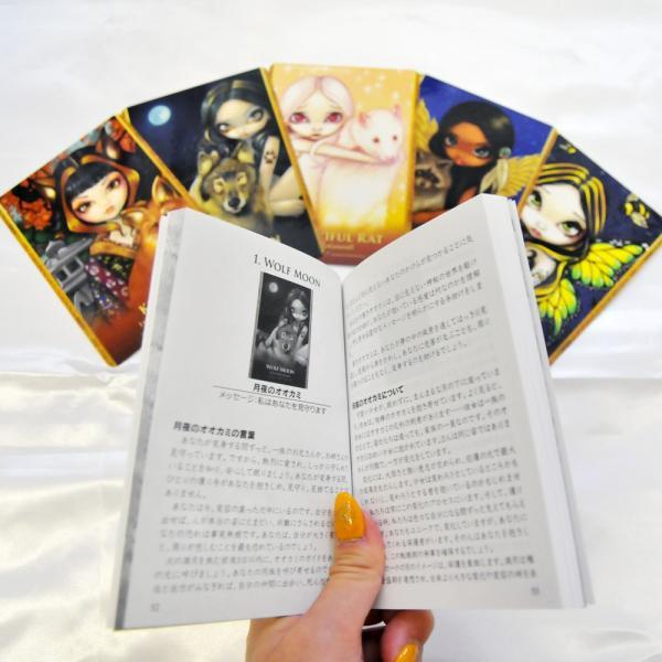 シェイプシフターオラクルカード〈新装版〉|oracle-tarot|05