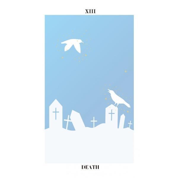バード・シルエット・タロット〜THE BIRD SILHOUETTE TAROT〜|oracle-tarot|15
