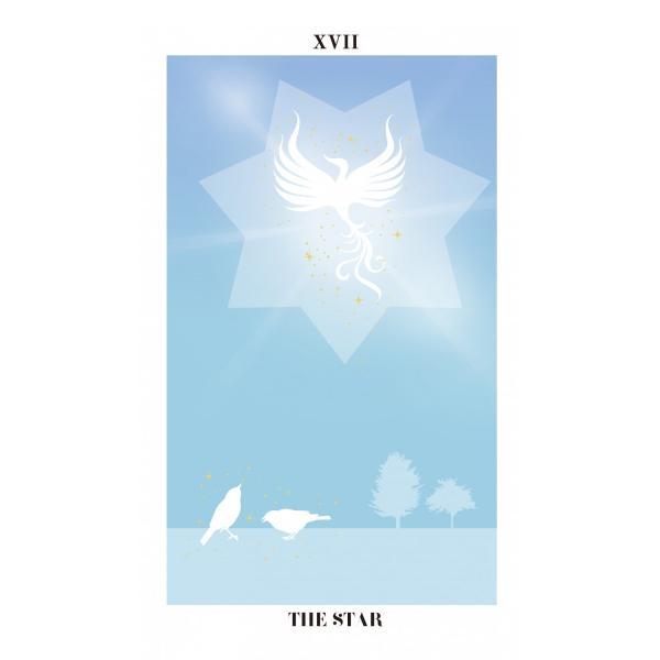 バード・シルエット・タロット〜THE BIRD SILHOUETTE TAROT〜|oracle-tarot|19