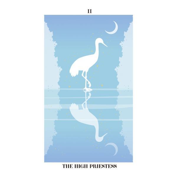 バード・シルエット・タロット〜THE BIRD SILHOUETTE TAROT〜|oracle-tarot|05