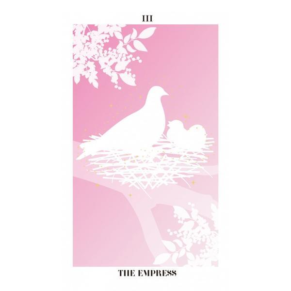 バード・シルエット・タロット〜THE BIRD SILHOUETTE TAROT〜|oracle-tarot|06