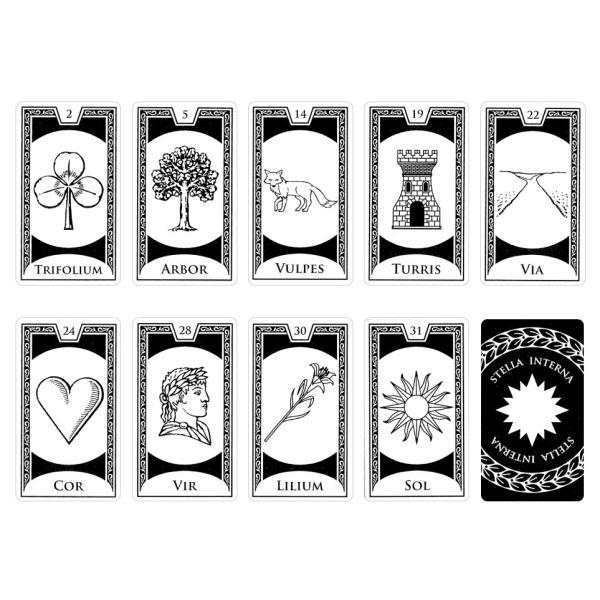ルノルマン・オブ・インナースター 〜LENORMAND OF INNER STAR〜<メール便利用可能>|oracle-tarot|02