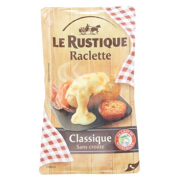 送料無料(東北〜中部) スライスチーズ ル・ルスティック ラクレット  16枚(400g) 【冷蔵】 コストコ
