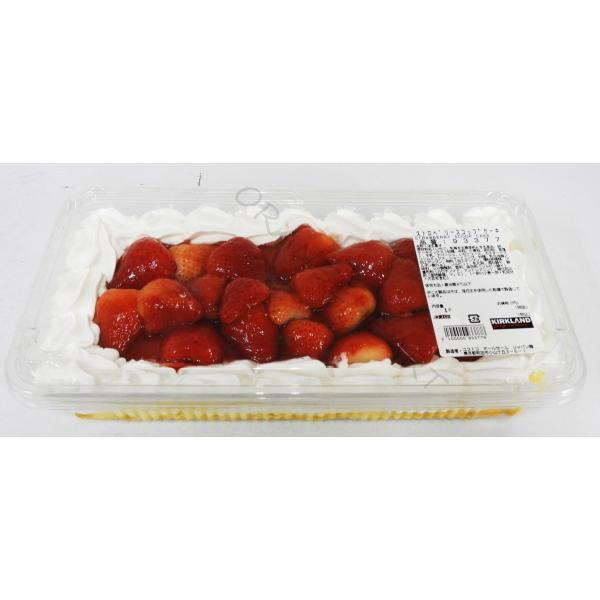 送料無料(東北~中部まで)ストロベリースコップケーキ 冷凍 コストコ ストロベリートライフル ショートケーキ いちご 生クリーム